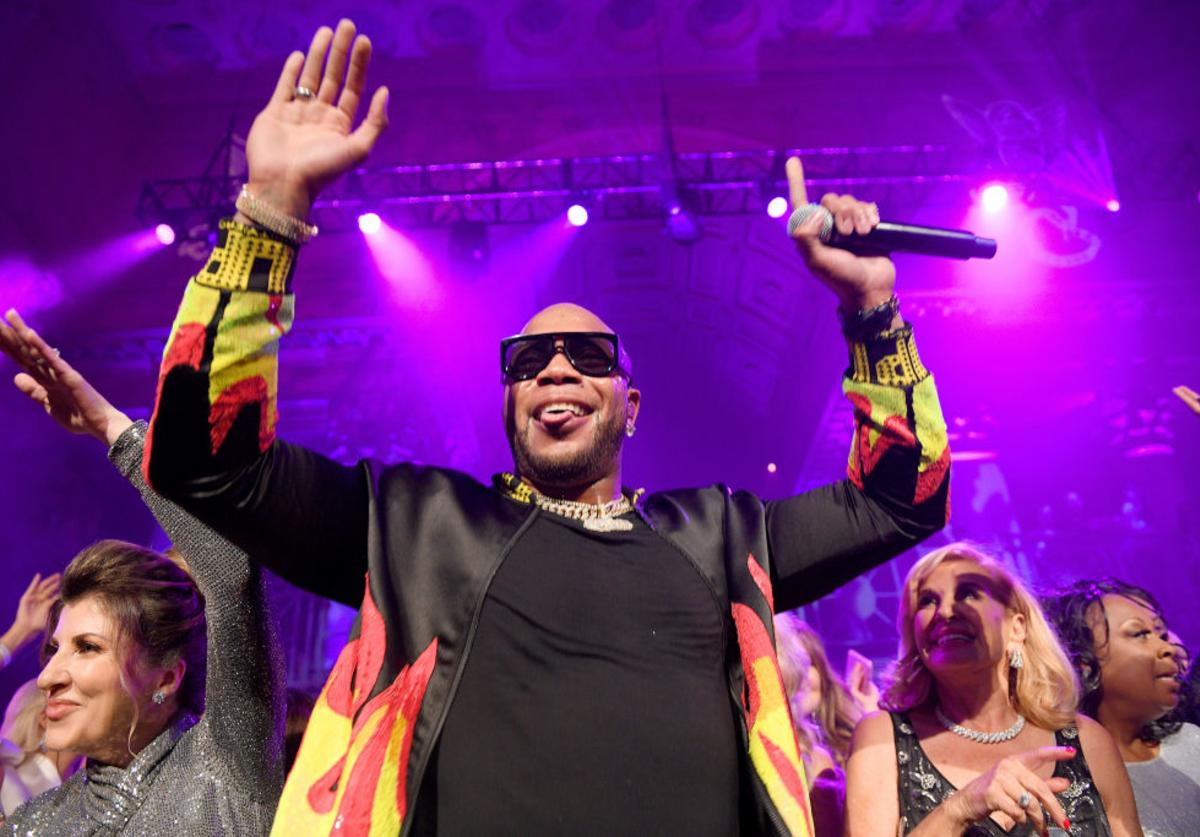 Flo Rida's Baby's Mom Wants Him Punished For Ignoring Support For Sick Child