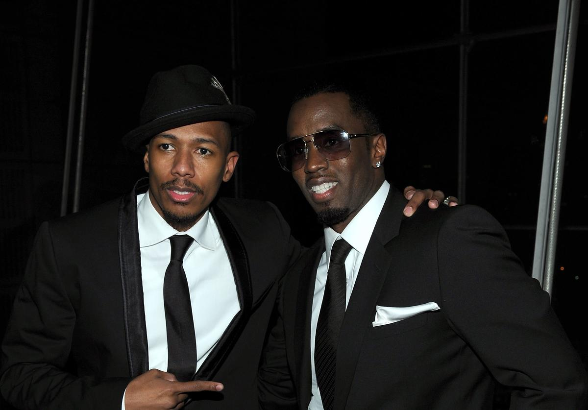 nick cannon wild n out viacom cubs revolt tv diddy anti semitic fired termination