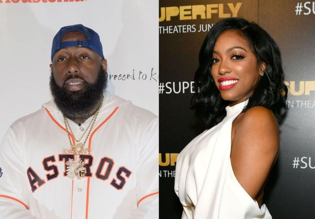 Trae Tha Truth, Porsha Williams