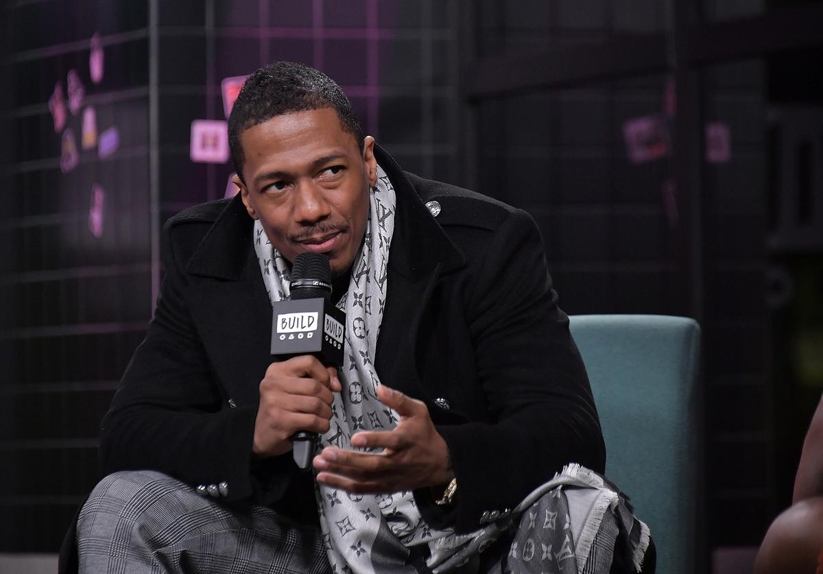 nick cannon the masked singer host apology fox anti-semitic comments