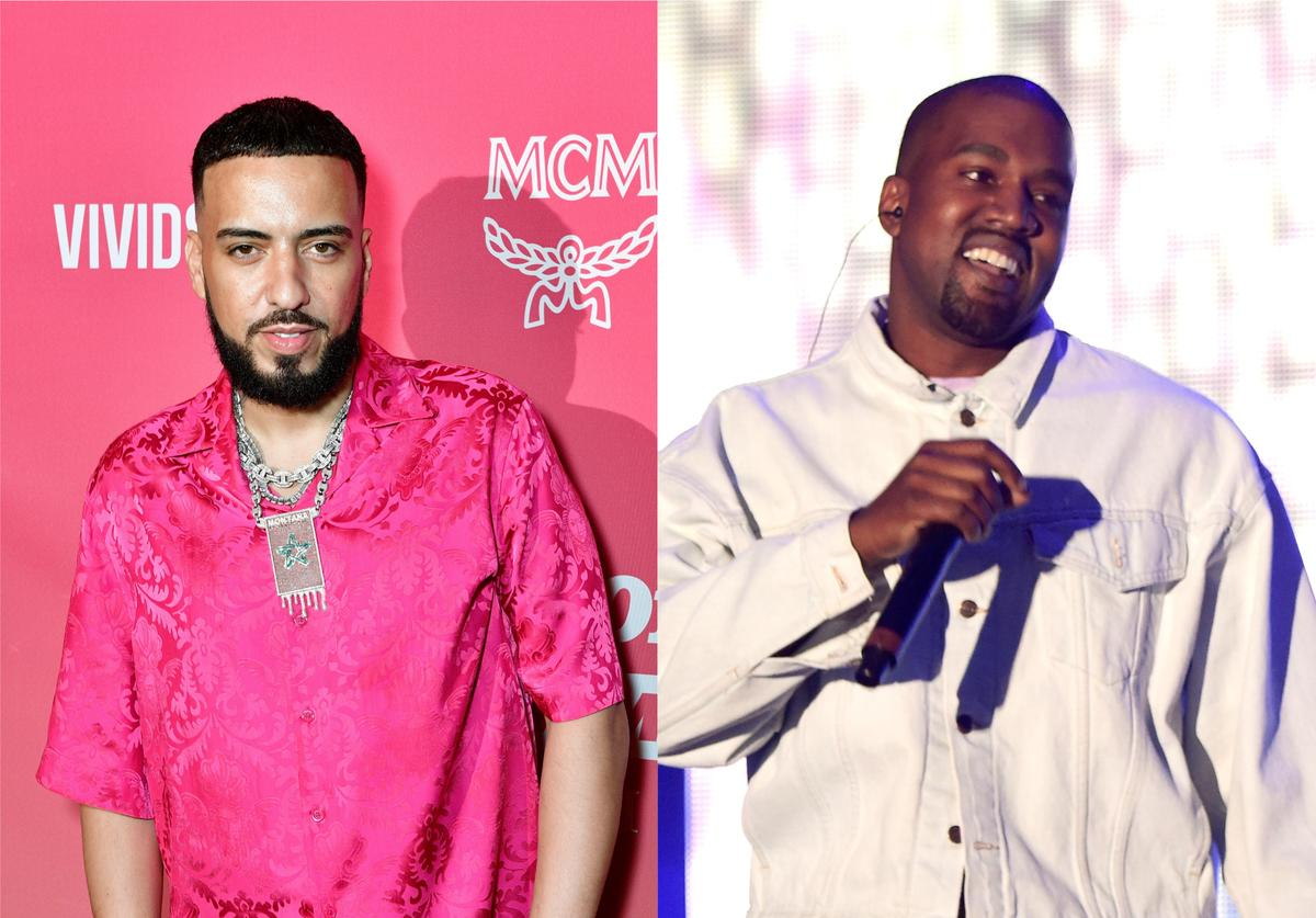 kanye west french montana presidential campaign song