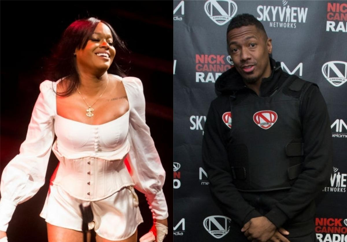 Azealia Banks Nick Cannon