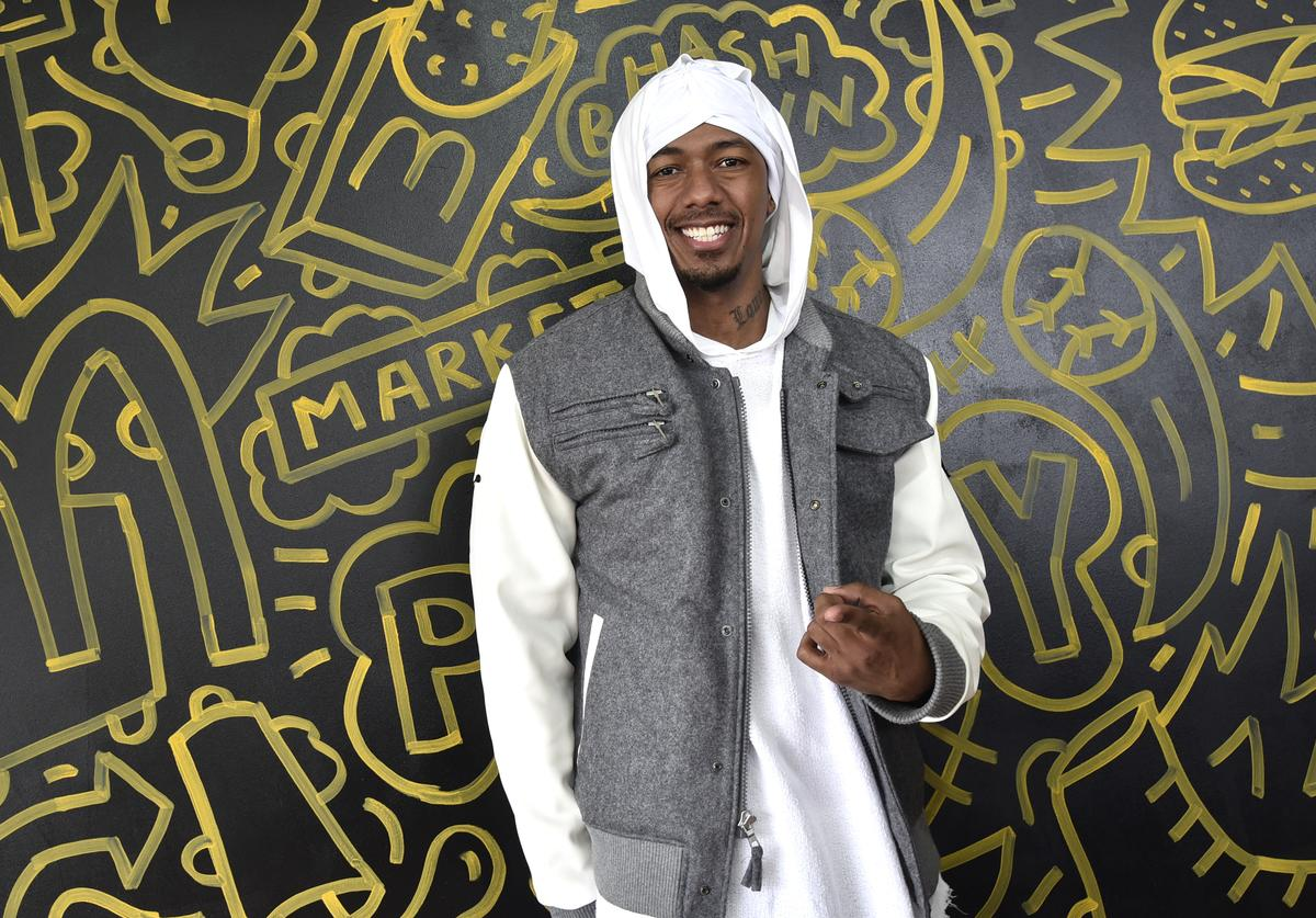 nick cannon talk show