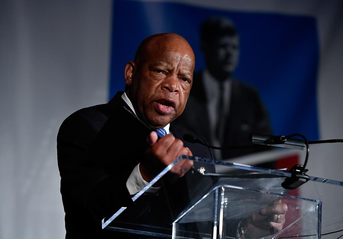 John Lewis, RIP, Cancer, Civil Rights,  Congress