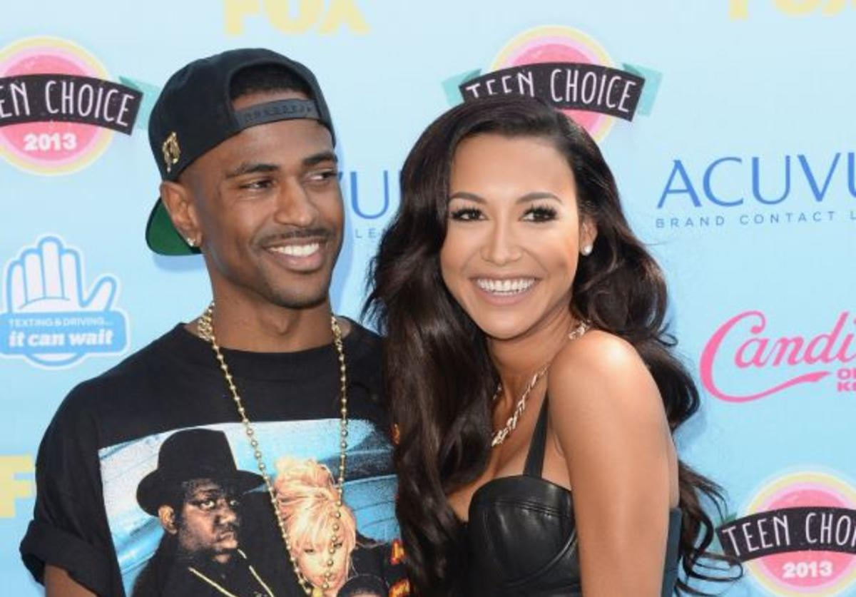 Big Sean, Naya Rivera, Drowning, RIP