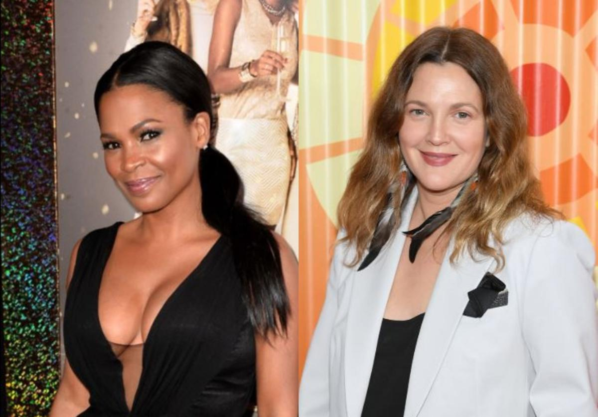 Nia Long, Drew Barrymore, Charlie's  Angels