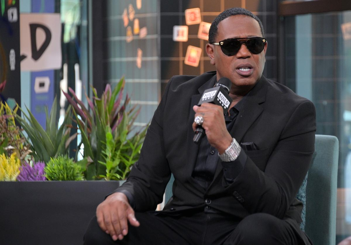 """Master P visits Build to discuss the movie """"I Got the Hook Up 2"""" at Build Studio on July 09, 2019 in New York City."""