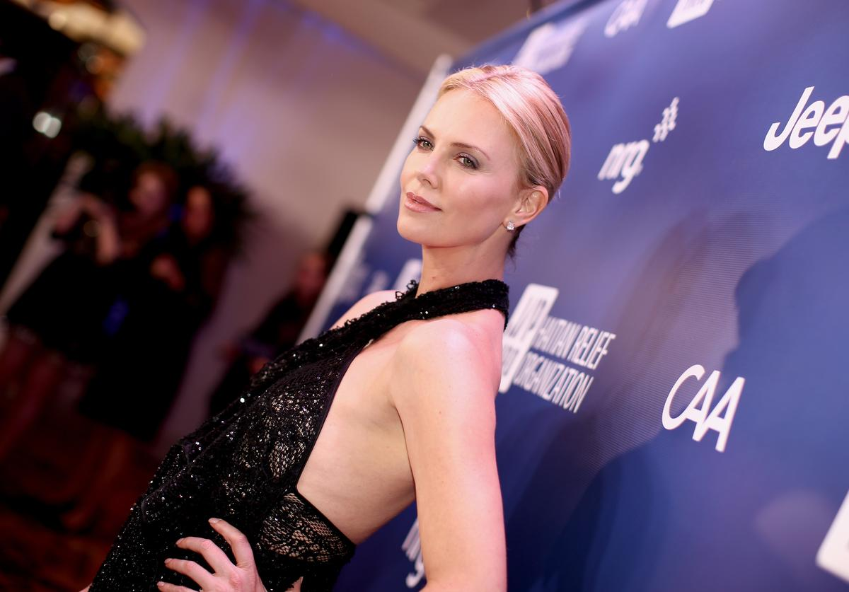 Charlize Theron, Netflix, The Old Guard