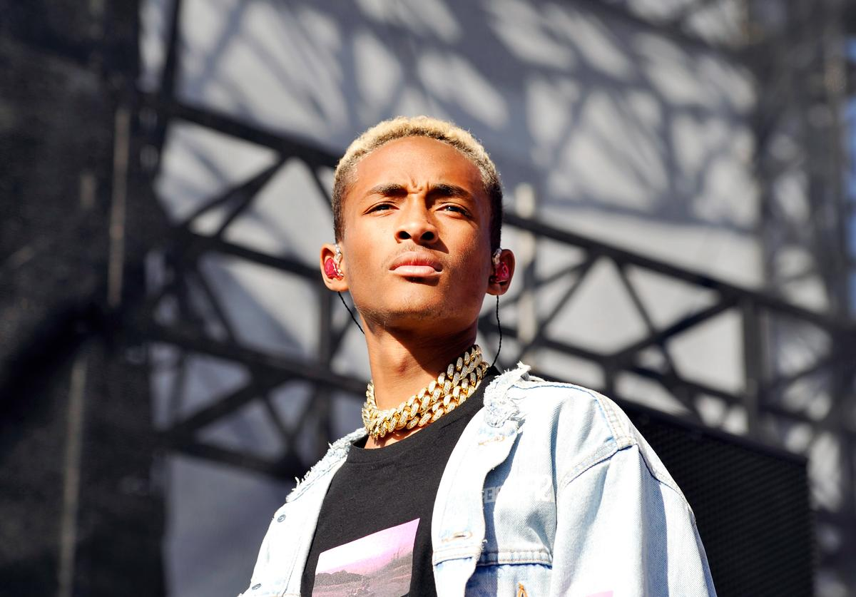 Jaden Smith, Cabin Fever, Cool Tape Volume 3, MTV, Fresh Out Live