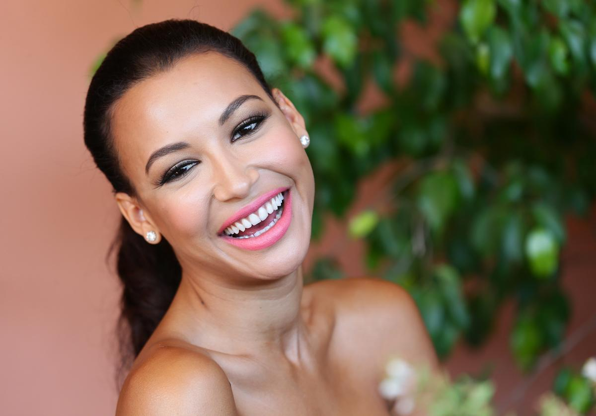 Actress Naya Rivera poses for a portrait session at the 2013 Giffoni Film Festival on July 24, 2013 in Giffoni Valle Piana, Italy.