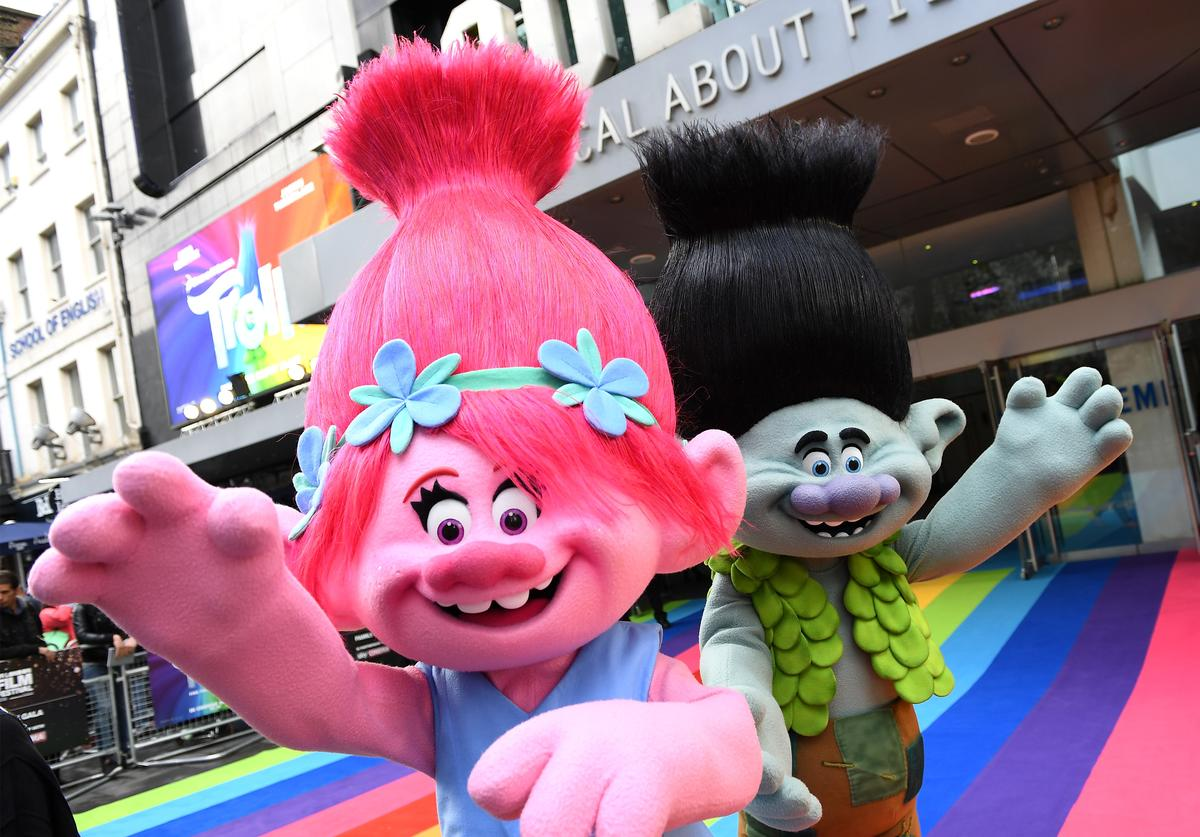 Trolls, Child Abuse, Hasbro