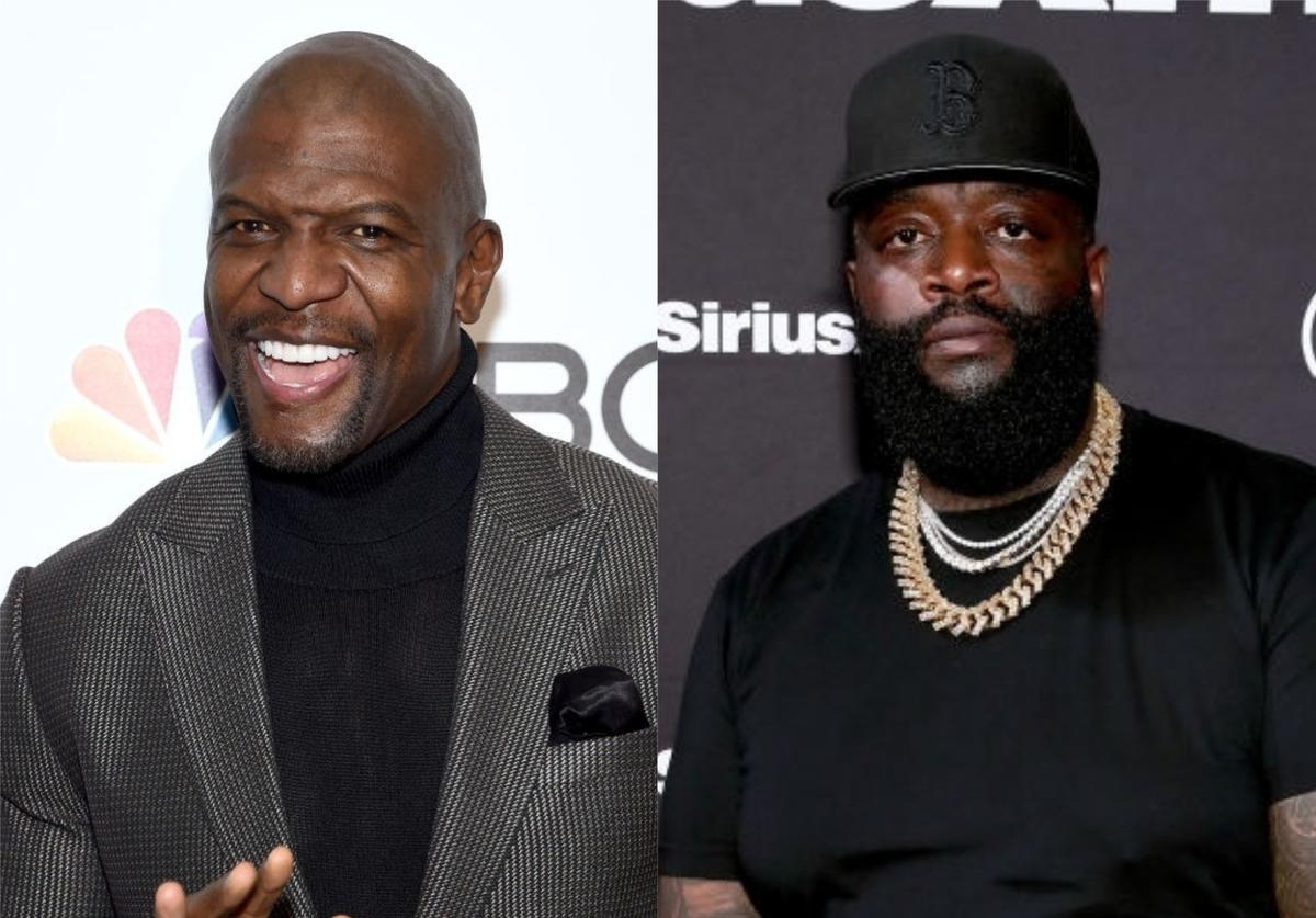 Terry Crews Rick Ross