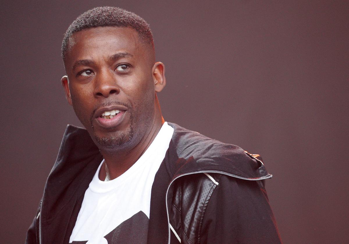 GZA of The Wu-Tang Clan performs at the Glastonbury Festival at Worthy Farm, Pilton on June 24, 2011 in Glastonbury, England. The festival, which started in 1970 when several hundred hippies paid 1 GBP to watch Marc Bolan, has grown into Europe's largest music festival attracting more than 175,000 people over five days