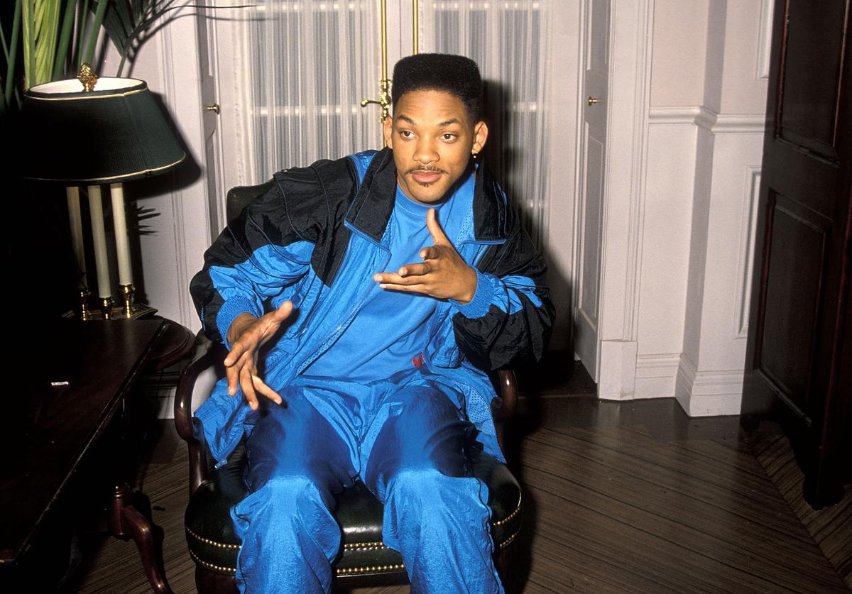 bel-air reboot will smith