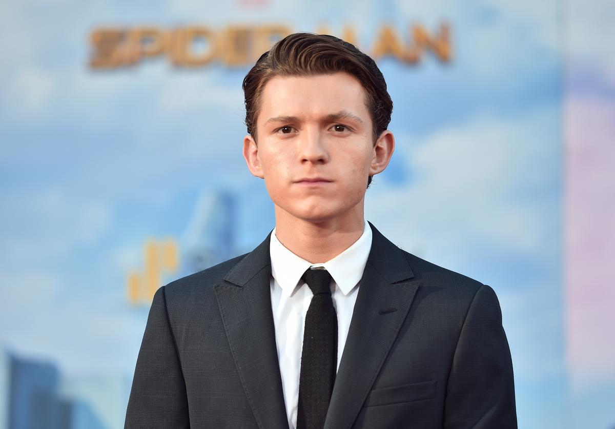 tom holland The Devil All The Time