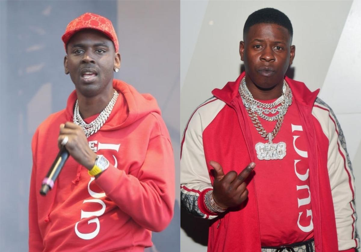 Young Dolph Blac Youngsta Breakfast Club beef