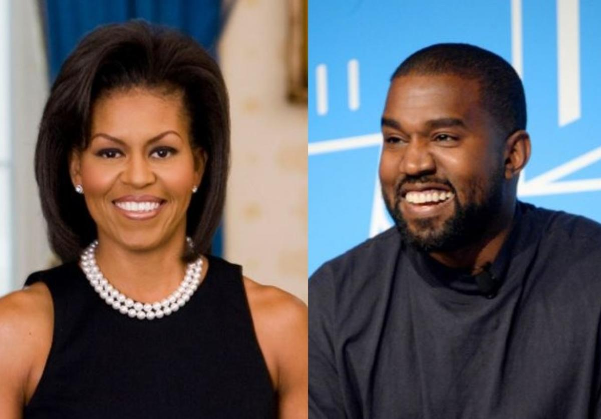 Michelle Obama, Kanye West, 2020 Election, DNC Speech