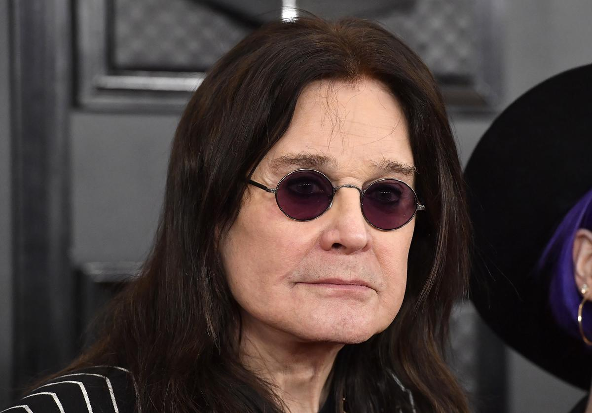 Ozzy Osbourne, Face Tattoos, Ozzy's Boneyard