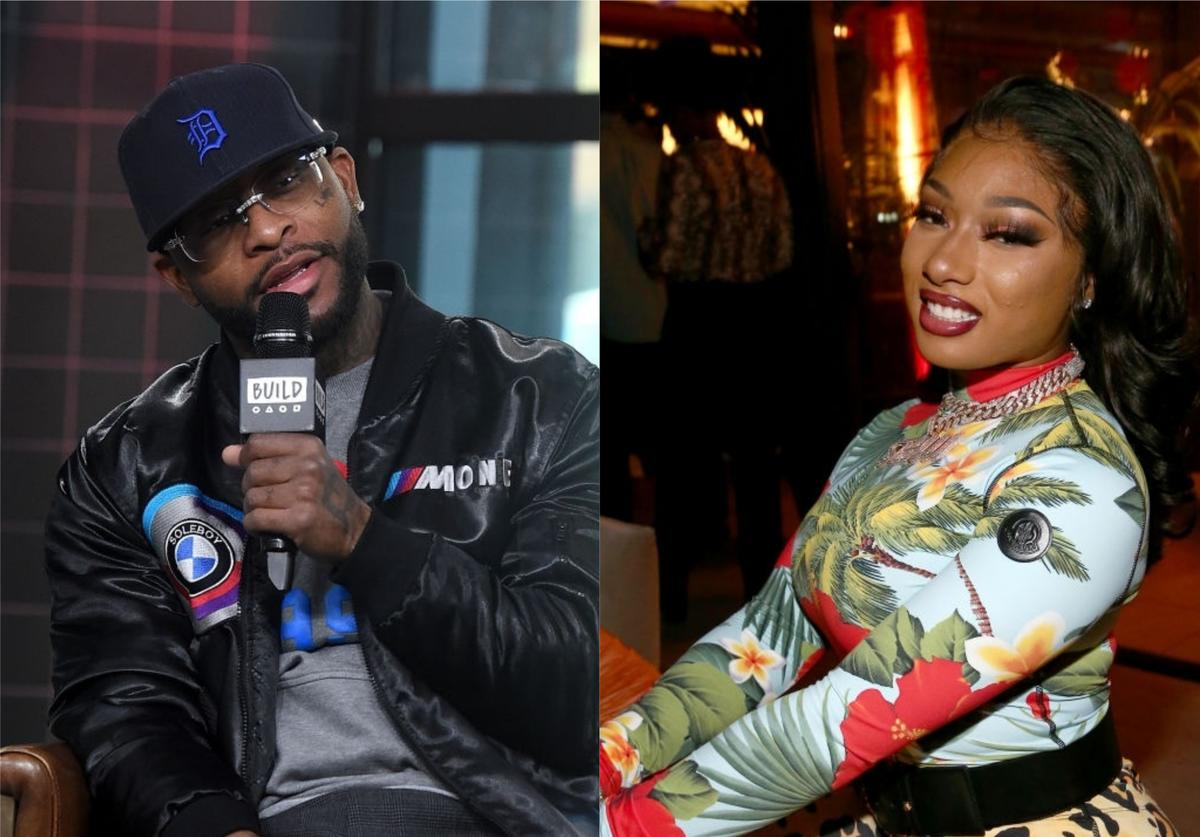"Royce Da 5'9"" Megan Thee Stallion"