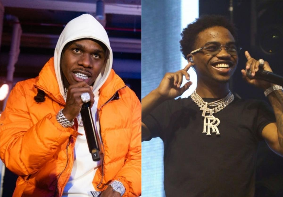 DaBaby Roddy Ricch ROCKSTAR Song of the Summer Spotify