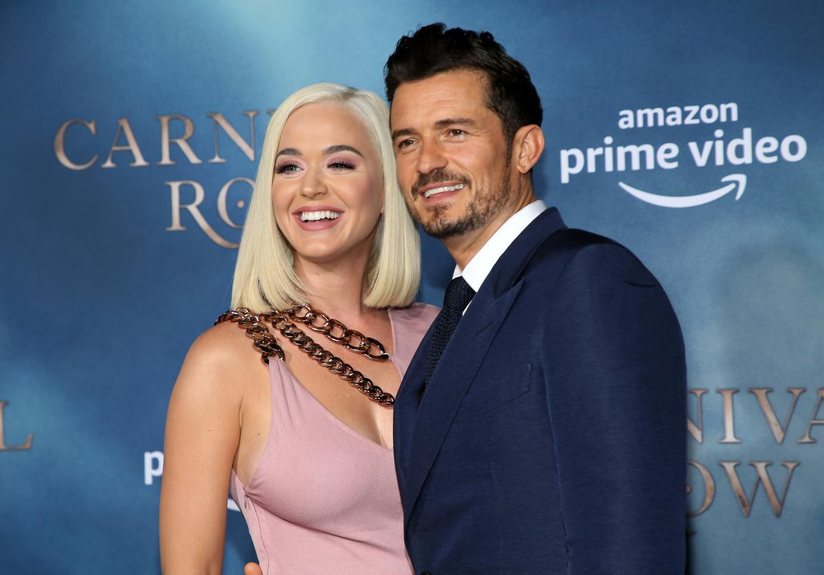 Katy Perry, Orlando Bloom, Daisy Dove Bloom, Birth, Pregnant, Never Worn White