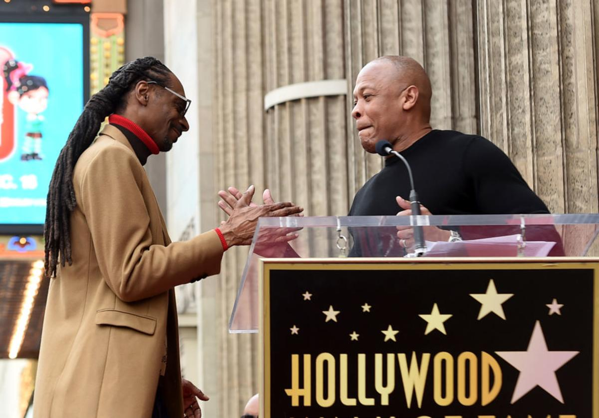 Snoop Dogg Dr. Dre The D.O.C.