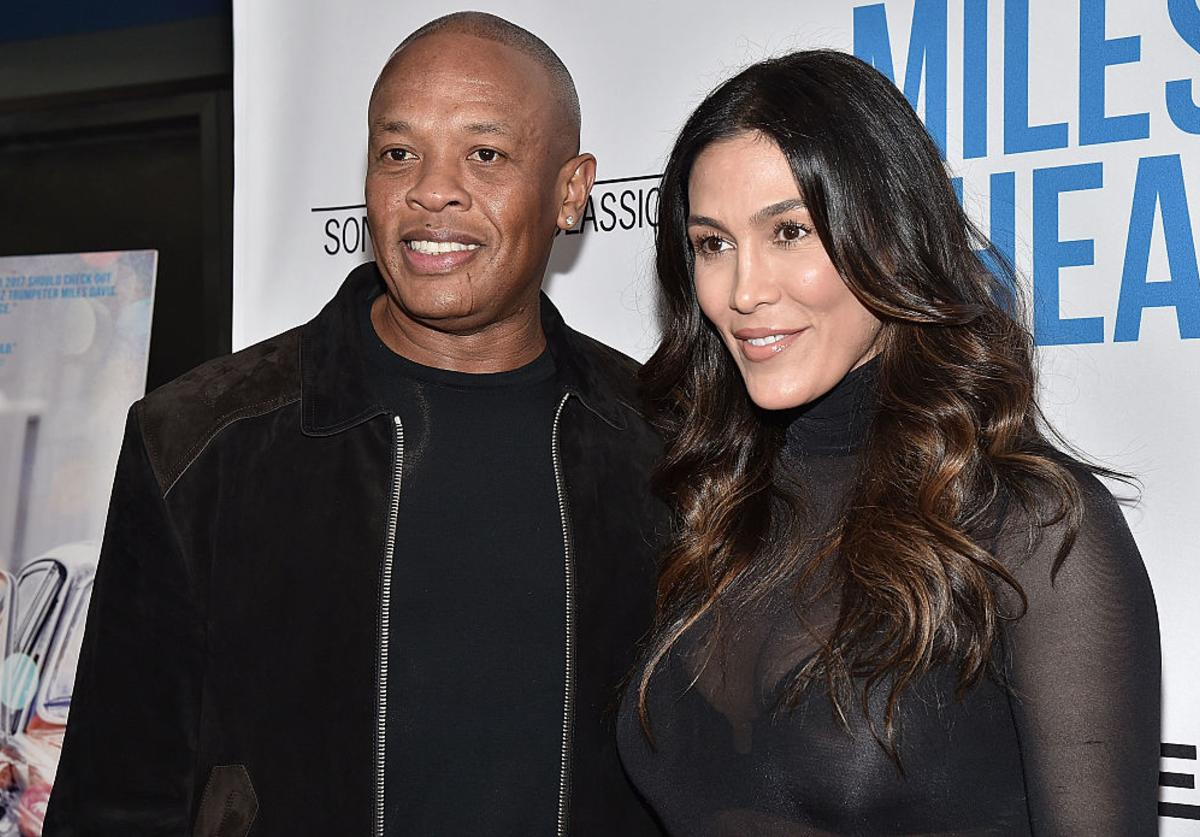 Dr. Dre Nicole Young divorce