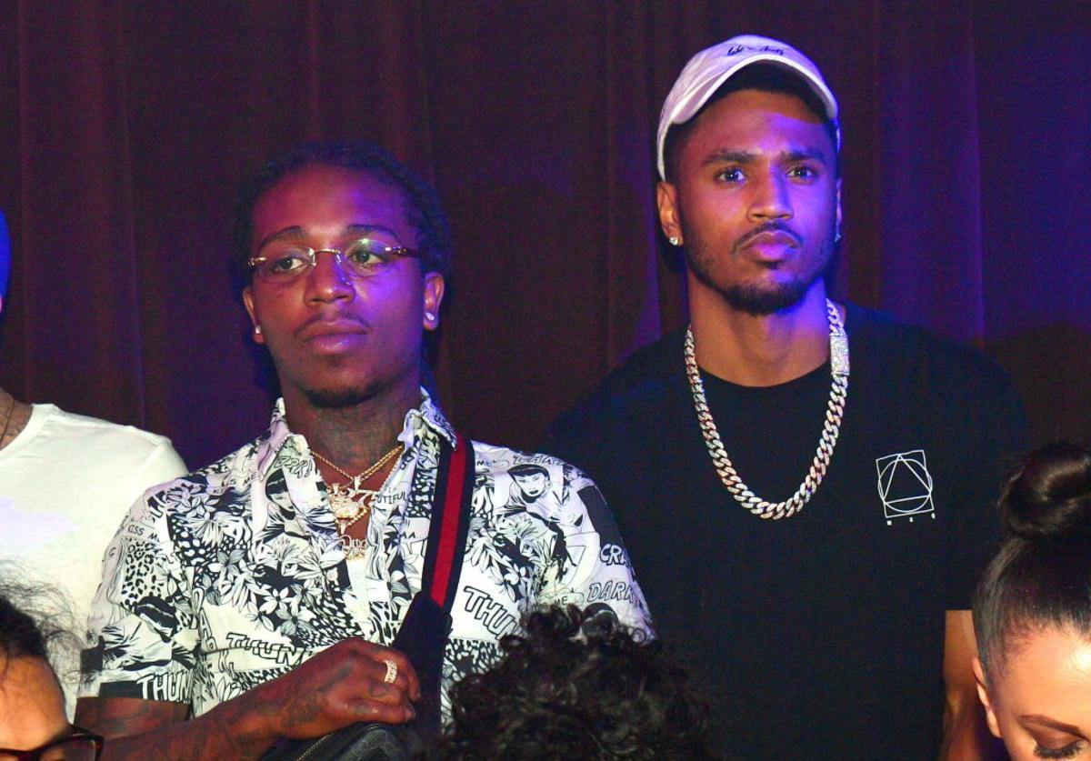 Trey Songz Jacquees