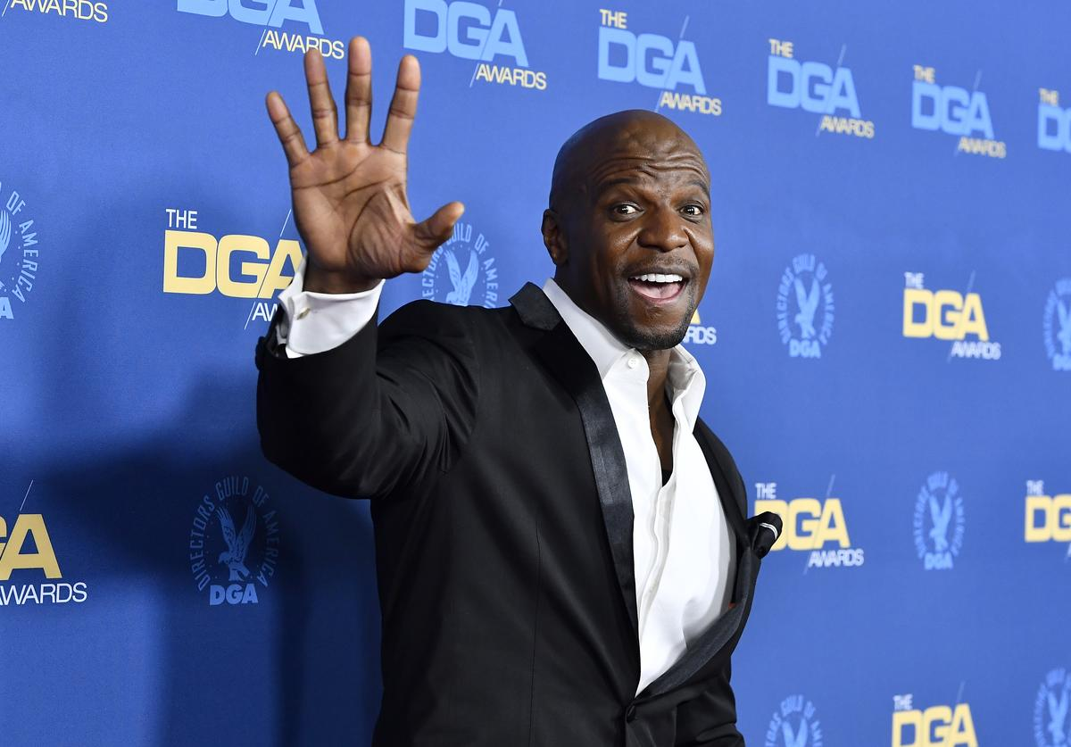 Terry Crews, Twitter, Apology, Sex Trafficking, Magic City