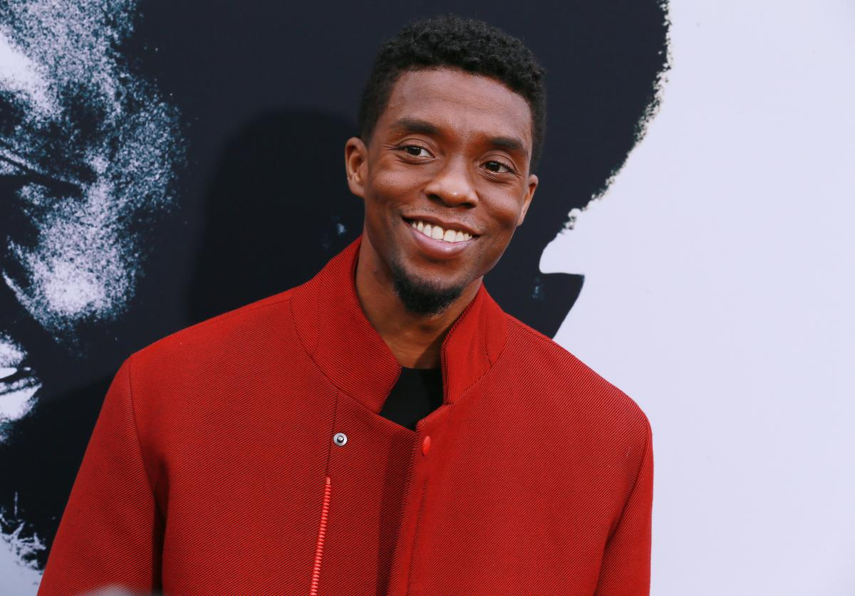 Chadwick Boseman, Death, Black Panther