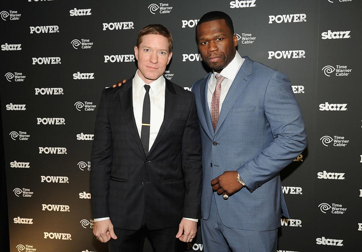 50 Cent Joseph Sikora Power