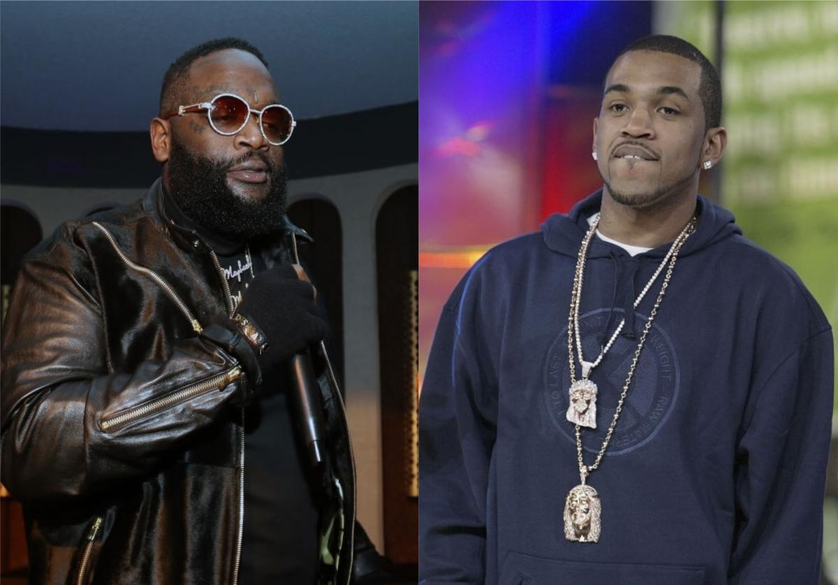 Rick Ross Lloyd Banks