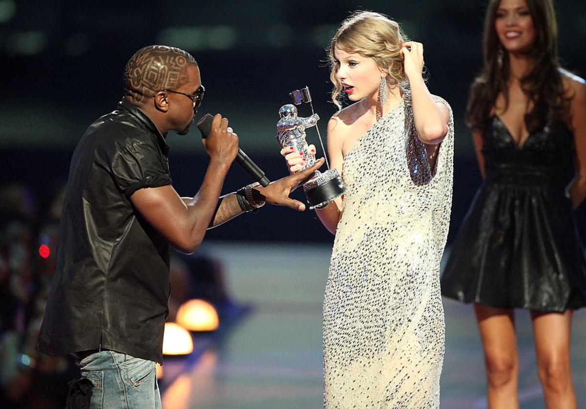 Kanye West Taylor Swift God Nick Cannon
