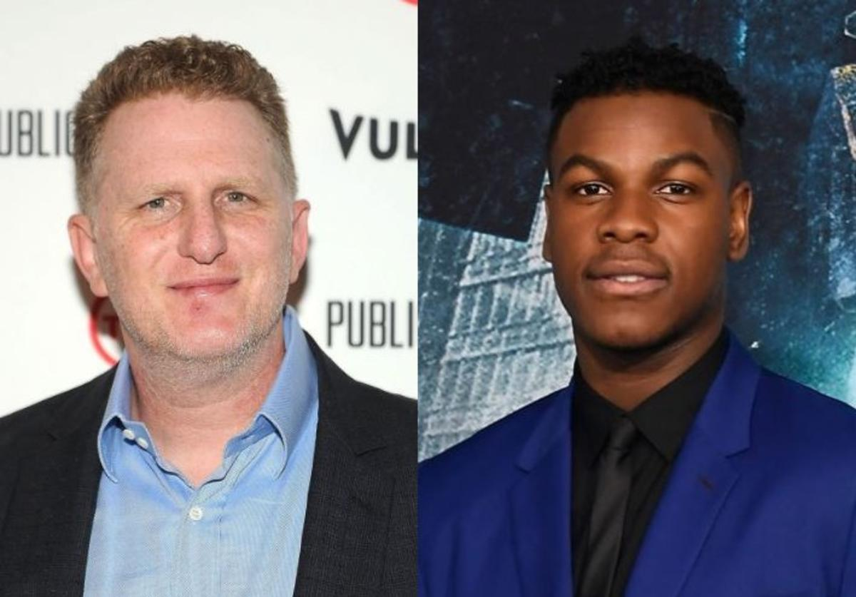 Michael Rapaport, John Boyega, Twitter, Star Wars