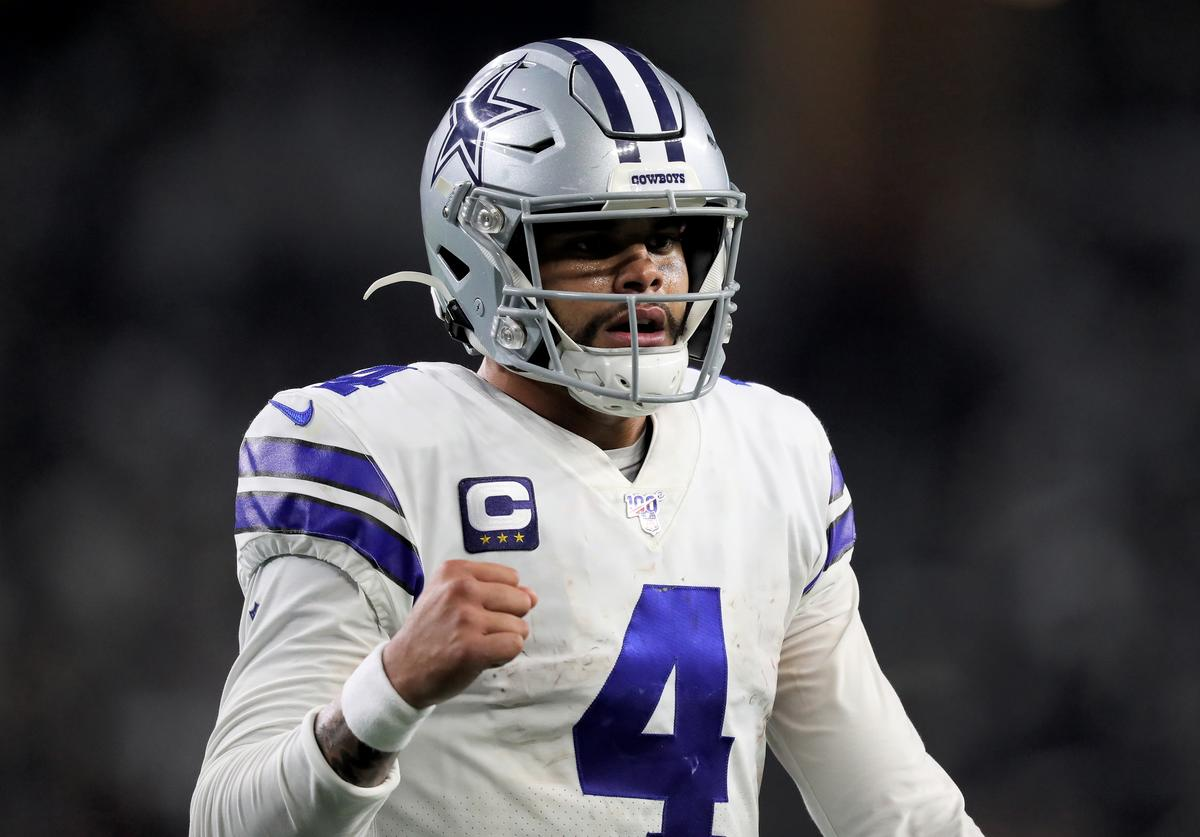 Dak Prescott, National Anthem, Protests
