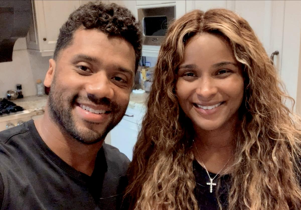 ciara and russell wilson family pics