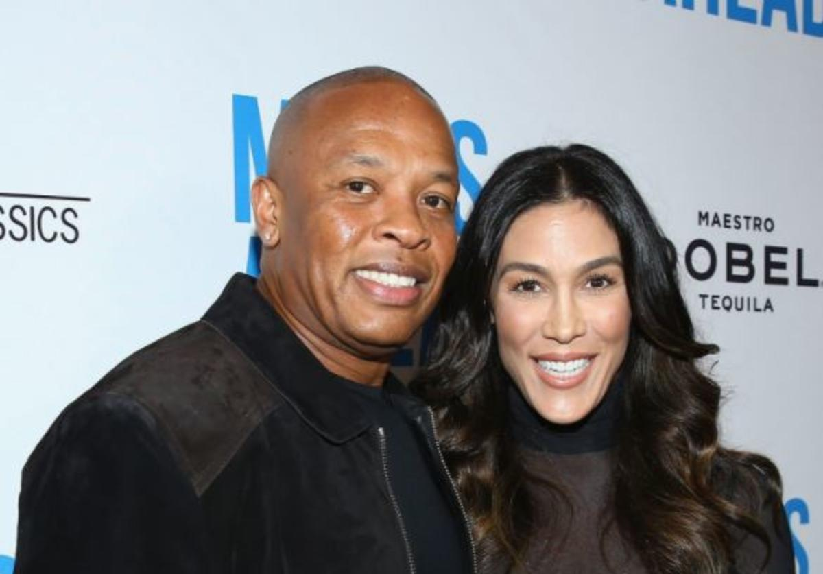Dr. Dre, Nicole Young, Divorce,