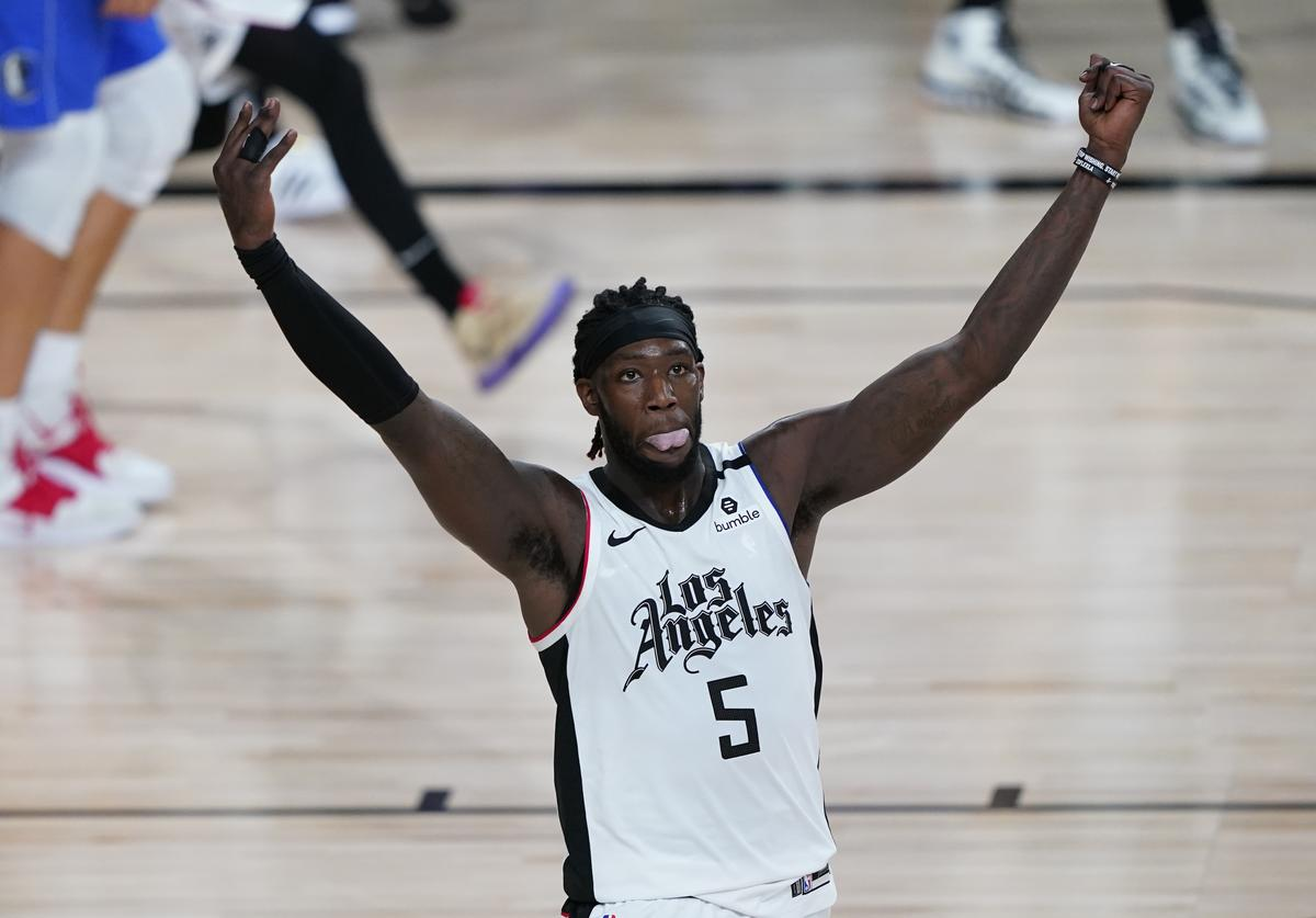 Montrezl Harrell, Sixth Man, NBA