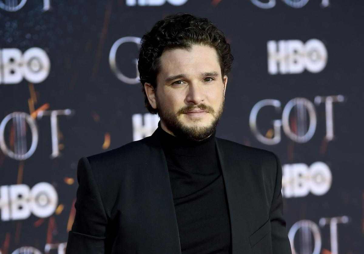 """Kit Harington attends """"Game Of Thrones"""" Season 8 Premiere on April 03, 2019 in New York City."""
