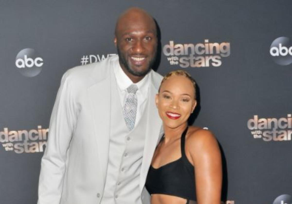 Lamar Odom, Sabrina Parr, Destiny Odom, Engagement Party, Marriage