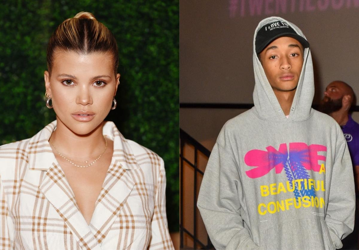 sofia richie and jaden smith