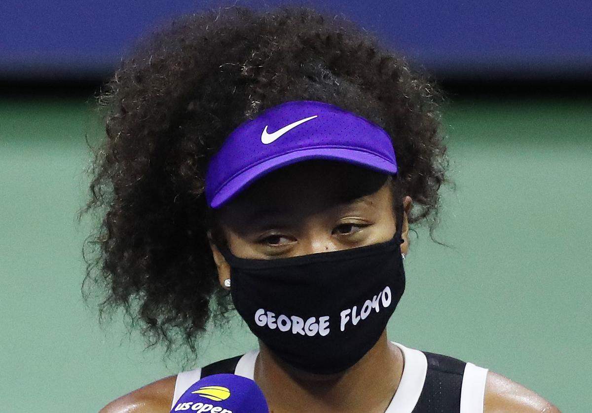 Naomi Osaka, Police Brutality, Activism, US Open, Tennis