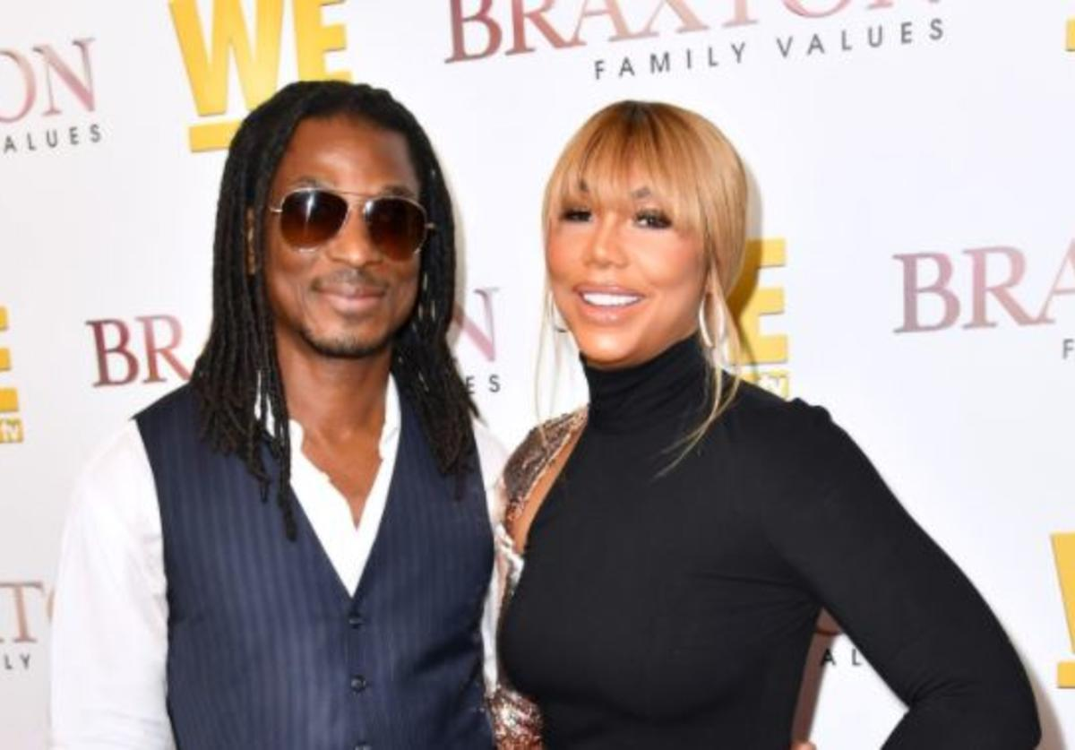 David Adefeso, Tamar Braxton, Retraining Order, Abuse