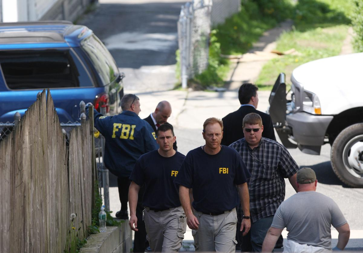 FBI Conducting Evidence Search in Prior Encounter with City of Bridgeport