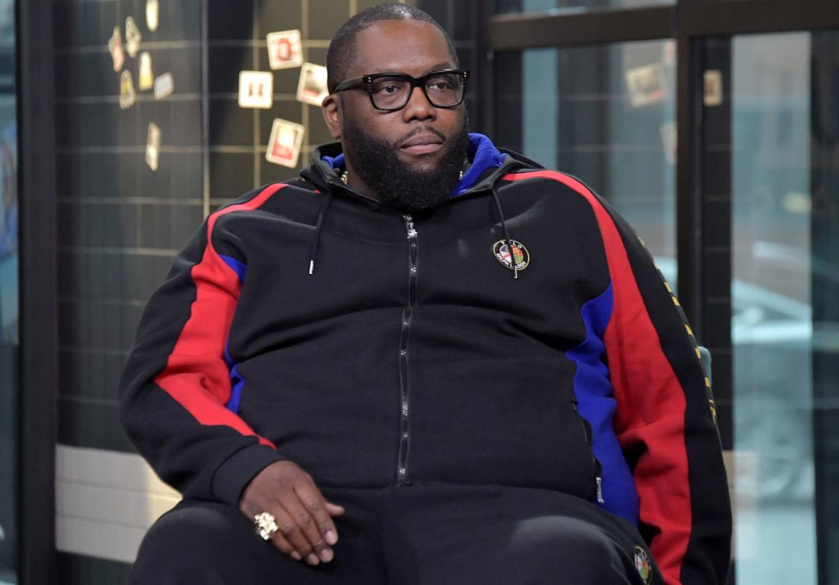 """Killer Mike speaks about his show """"Trigger Warning"""""""