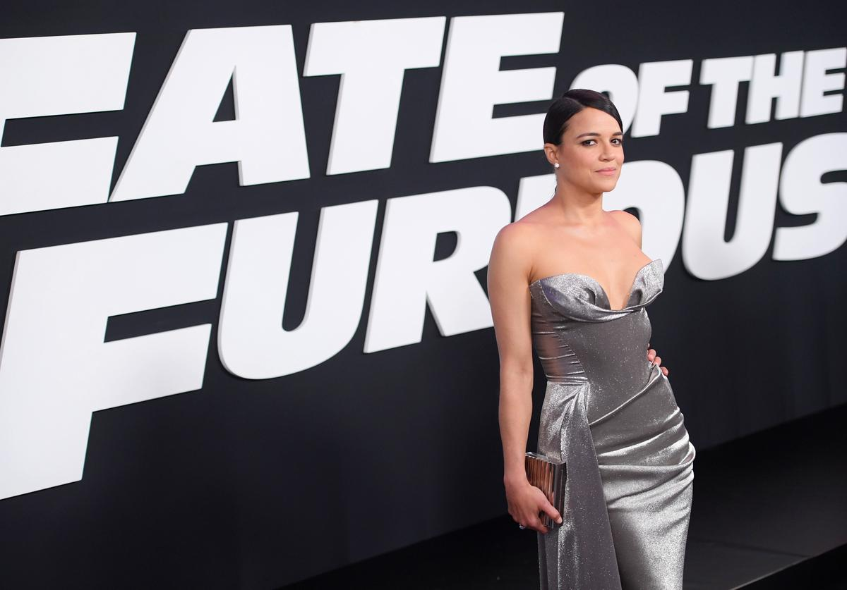 michelle rodriguez fast & furious 9 outerspace