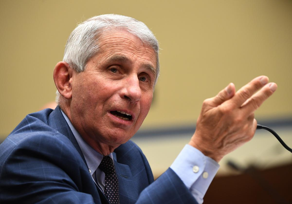 Dr. Fauci Shares a Grim Post-COVID Forecast