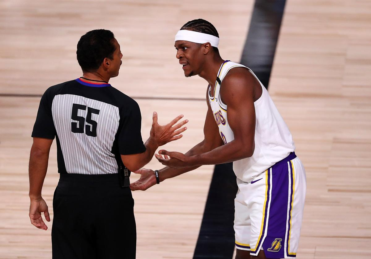 Rajon Rondo, Russell Westbrook, Brother