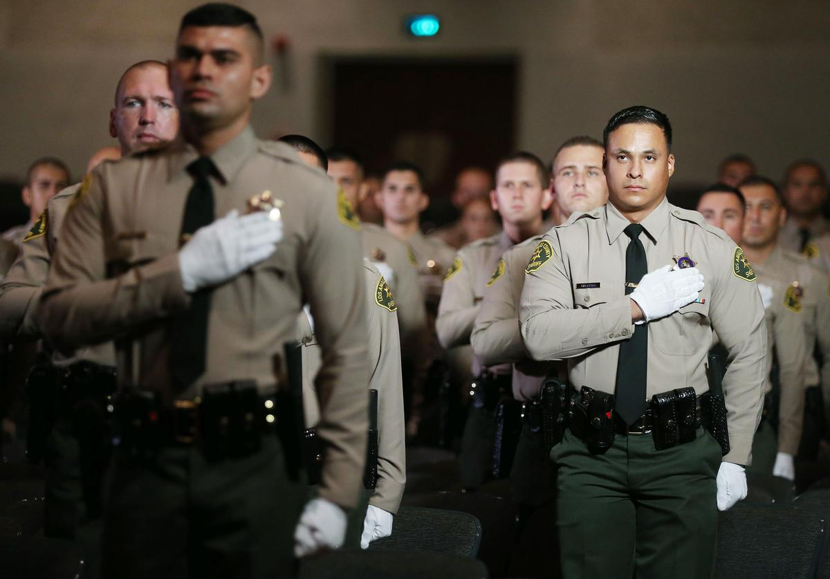 2 L.A. Sheriff's Deputies Reportedly Shot