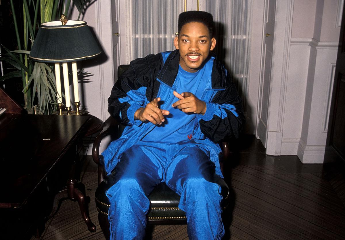"""Will Smith breaks during filming """"The Fresh Prince of Bel-Air"""""""